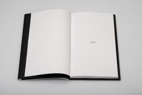 LAOZI – Kanonická kniha o Cestě a Síle / Milan Grygar (akryl) | Český Laozi, Bibliofilie | (16.10. 19 16:54:35)