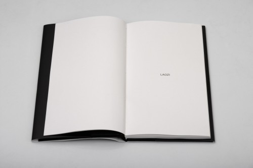 LAOZI: The Canon of the Way and Its Power / Milan Grygar (acrylic drawing) | Laozi Czech Edition, Bibliophilia | (16.10. 19 16:54:35)