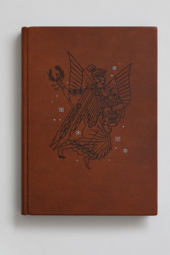 Eduard Petiška: Ancient Greek Myths and Legends / Zdeněk Sklenář (Leather Binding) | Bibliophilia | (4.12. 20 10:07:44)