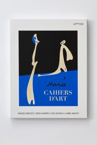 Cahiers d'Art / Miró / | Katalogy | (6.3. 20 12:33:10)