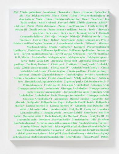 Zdeněk Sklenář: Ten Thousand Things – Ten Thousand Years | Catalogues | (30.10. 19 15:34:36)