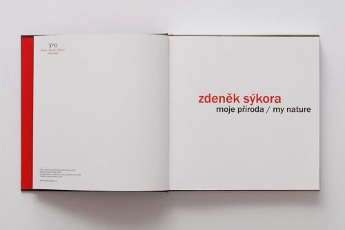 Zdeněk Sýkora – Moje příroda | Katalogy | (11.2. 20 11:00:54)