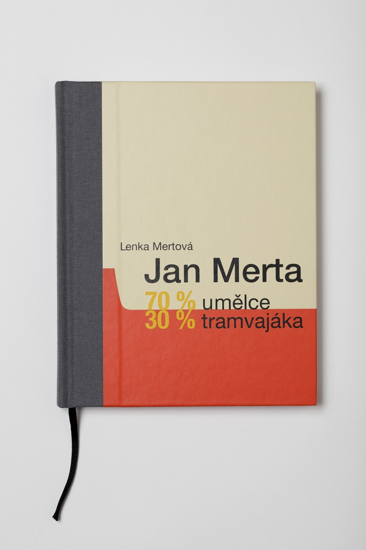 Lenka Mertova Jan Merta 70 Umelce 30 Tramvajaka Publikace