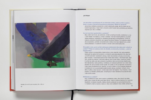 Lenka Mertová: Jan Merta – 70 % umělce, 30 % tramvajáka | Krásné knihy | (16.1. 19 23:02:35)