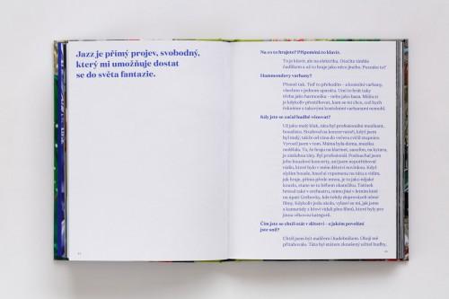 Petr Volf: Sklo nepočká – portrét jazzového skláře Reného Roubíčka | Krásné knihy | (15.12. 17 20:47:04)