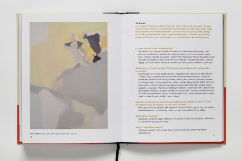 Lenka Mertová: Jan Merta – 70 % umělce, 30 % tramvajáka | Krásné knihy | (16.1. 19 23:02:30)