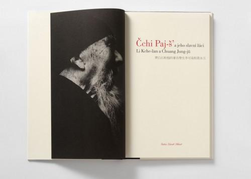 Josef Hejzlar: Čchi Paj-š' a jeho slavní žáci Li Kche-žan a Chuang Jung-jü | Krásné knihy | (25.10. 19 12:03:40)