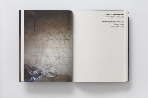 Jana Ševčíková, Jiří Ševčík: Karel Malich | Krásné knihy | (16.10. 19 10:23:41)