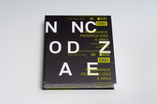Federico Díaz / E AREA – Resonance (CZ) | Monografie | (25.10. 19 13:51:42)