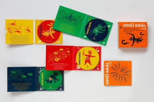 Audio Book: The Monkey King / Zdeněk Sklenář | For Children, Audiobooks | (15.12. 17 21:36:14)