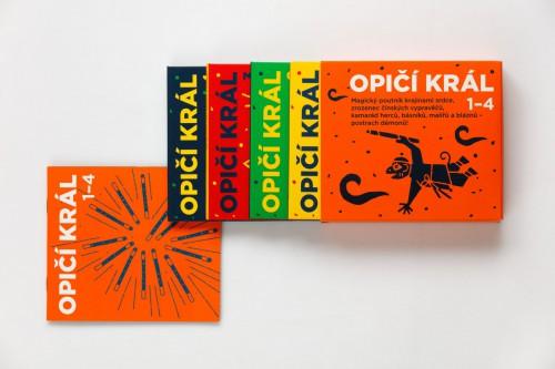 audiokniha Opičí král / Zdeněk Sklenář | Pro děti, Audioknihy | (15.12. 17 21:36:17)