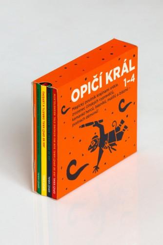 audiokniha Opičí král / Zdeněk Sklenář | Pro děti, Audioknihy | (15.12. 17 21:35:49)