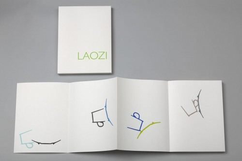 LAOZI – Oldřich Král's New Czech Translation, Designed and Illustrated by Jan Merta | Laozi Czech Edition | (2.1. 18 13:49:14)