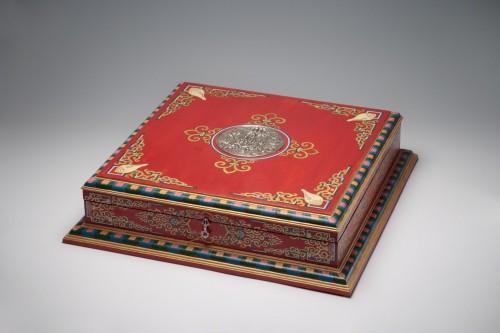 František Kupka – Člověk a Země (mongolská buddhistická úprava) | Vzácné knihy | (28.12. 17 16:25:18)
