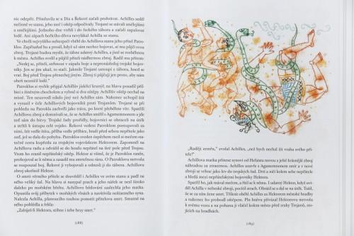 Eduard Petiška: Staré řecké báje a pověsti / Zdeněk Sklenář | Krásné knihy, Pro děti | (2.12. 17 17:09:15)