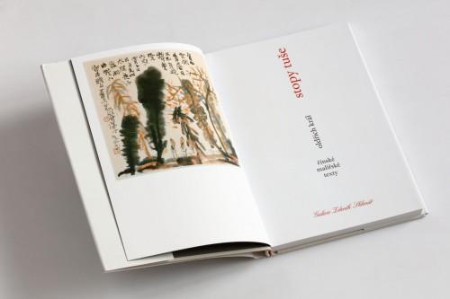Oldřich Král: Stopy tuše – čínské malířské texty | Krásné knihy | (5.12. 17 13:05:50)
