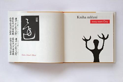 Oldřich Král: Kniha mlčení – texty staré Číny | Krásné knihy | (8.12. 17 19:50:07)