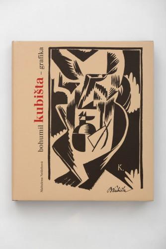 Mahulena Nešlehová: Bohumil Kubišta – grafika | Monografie | (5.12. 17 09:41:24)