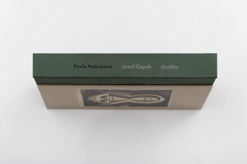 Publikace | Pavla Pečinková: Josef Čapek – Grafika (27.12. 17 16:55:53)
