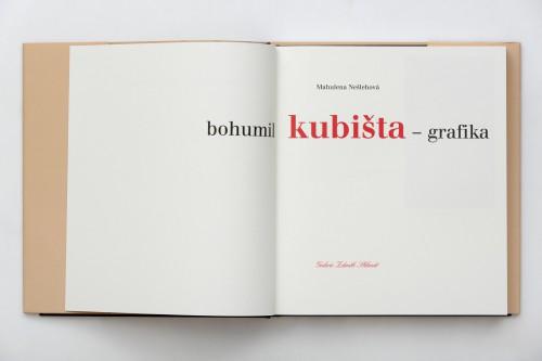 Publikace | Mahulena Nešlehová: Pocta Bohumilu Kubištovi  (5.12. 17 09:41:26)