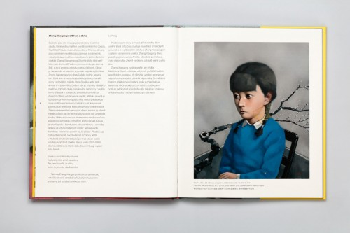 Zhang Xiaogang – The Plum Tree and the Girl | Catalogues, Films | (8.12. 17 20:18:32)