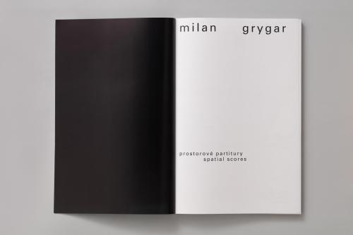 Milan Grygar –  Prostorové partitury   Katalogy   (29.7. 21 15:26:29)