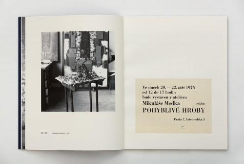 Mikuláš Medek – Moving Graves | Catalogues | (15.12. 17 20:30:05)