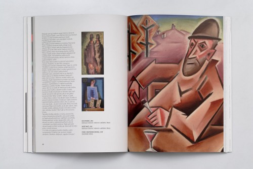 Pavla Pečinková: Josef Čapek (CZ) | Monografie, Katalogy | (27.12. 17 16:23:51)