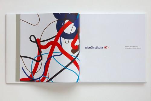 Obchod | Zdeněk Sýkora 97 – Grafické listy 1993–2011 z Edice Galerie Zdeněk Sklenář (5.12. 17 11:22:01)