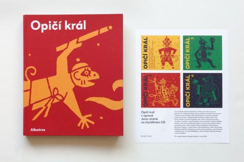 Jan Jiráň: Opičí král / Zdeněk Sklenář | Krásné knihy, Pro děti | (2.12. 17 22:01:13)