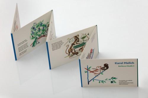 Karel Malich – Bořík's Rhymes II | For Children | (5.12. 17 11:39:13)