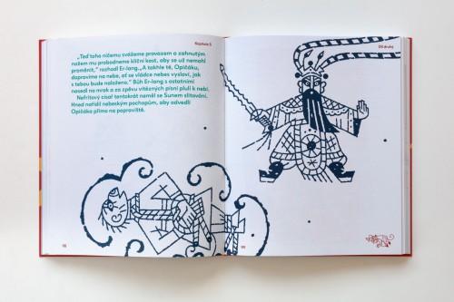 Jan Jiráň: The Monkey King / Zdeněk Sklenář | Belles-lettres, For Children | (2.12. 17 22:01:19)