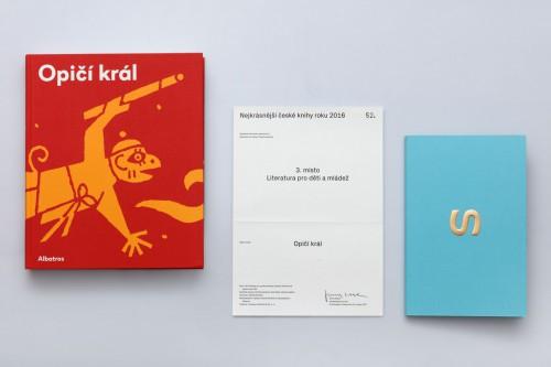 Jan Jiráň: The Monkey King / Zdeněk Sklenář | Belles-lettres, For Children | (2.12. 17 22:07:20)