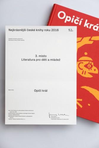 Jan Jiráň: Opičí král / Zdeněk Sklenář | Krásné knihy, Pro děti | (2.12. 17 22:07:07)