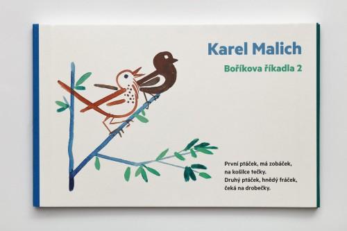 Karel Malich – Bořík's Rhymes II | For Children | (9.12. 20 12:20:06)