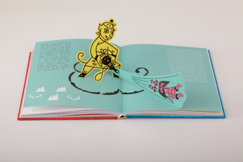Zdeněk Sklenář's Monkey King | Belles-lettres, For Children | (5.9. 19 13:32:46)