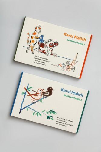 Karel Malich – Boříkova říkadla 1 | Pro děti | (5.12. 17 11:39:10)