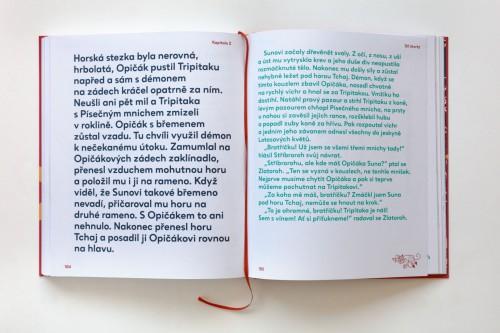 Jan Jiráň: The Monkey King / Zdeněk Sklenář | Belles-lettres, For Children | (2.12. 17 22:01:18)