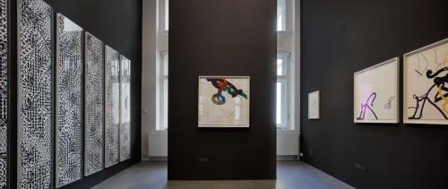 Výstava | Zdeněk Sýkora 97– | 31. 5. –  2. 9. 2017 | (29.11. 17 16:46:37)