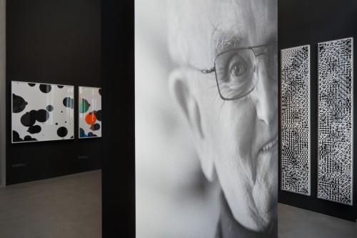 Výstava | Zdeněk Sýkora 97– | 31. 5. –  2. 9. 2017 | (29.11. 17 16:46:40)