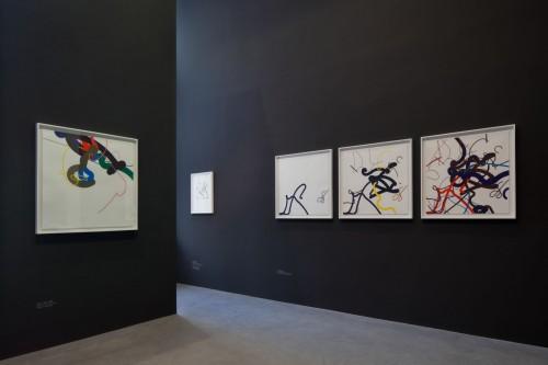 Výstava|Zdeněk Sýkora 97–Grafické listy 1993–2011 z Edice Galerie Zdeněk Sklenář|31. 5. – 2. 9. 2017
