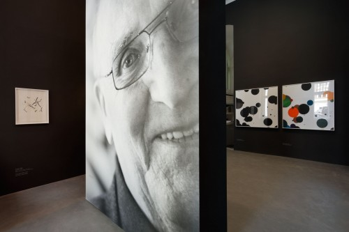 Exhibition |Zdeněk Sýkora 97–Graphic Works 1993–2011 from the Edition of Galerie Zdeněk Sklenář|31. 5. – 2. 9. 2017