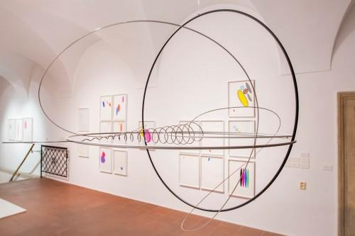 Výstava | Karel Malich: ...prostě se to děje (29.11. 17 16:25:17)
