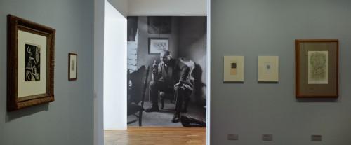 Exhibition | The Dawn of Zdeněk Sklenář: Prints 1934–1985 | 23. 6. –  24. 9. 2017 | (29.11. 17 16:51:31)