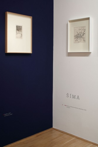 Exhibition | Šíma – Reynek – Boštík | 22. 1. –  23. 4. 2017 | (29.11. 17 16:45:11)