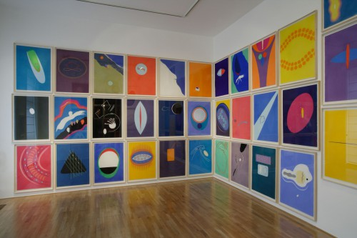 Exhibition | Karel Malich | 12. 11. –  21. 1. 2006 | (8.12. 17 19:04:04)