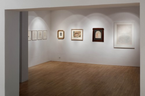 Exhibition | Masters of Czech Drawing | 10. 4. –  29. 5. 2016 | (30.11. 17 06:21:33)