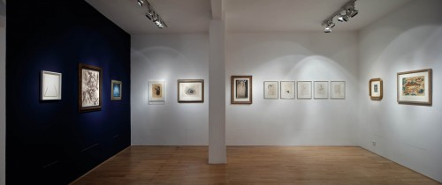 Exhibition | Masters of Czech Drawing | 10. 4. –  29. 5. 2016 | (30.11. 17 06:21:19)