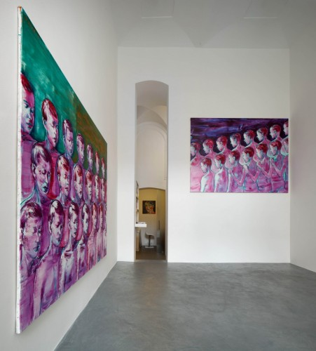 Výstava | Lubomír Typlt – Mladí bozi | 9. 6. –  6. 8. 2016 | (30.11. 17 06:25:39)