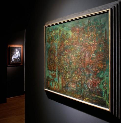 Výstava | Zdeněk Sklenář – Ať rozkvetou růže i broskvoně | 5. 6. –  9. 10. 2016 | (30.11. 17 06:27:45)